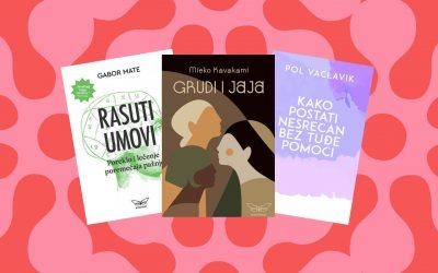 Kontrast sajam – jer je oktobar mesec knjige