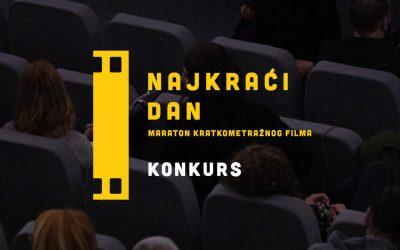 Otvoren konkurs za mentorski program From scratch to pitch u okviru festivala Najkraći dan