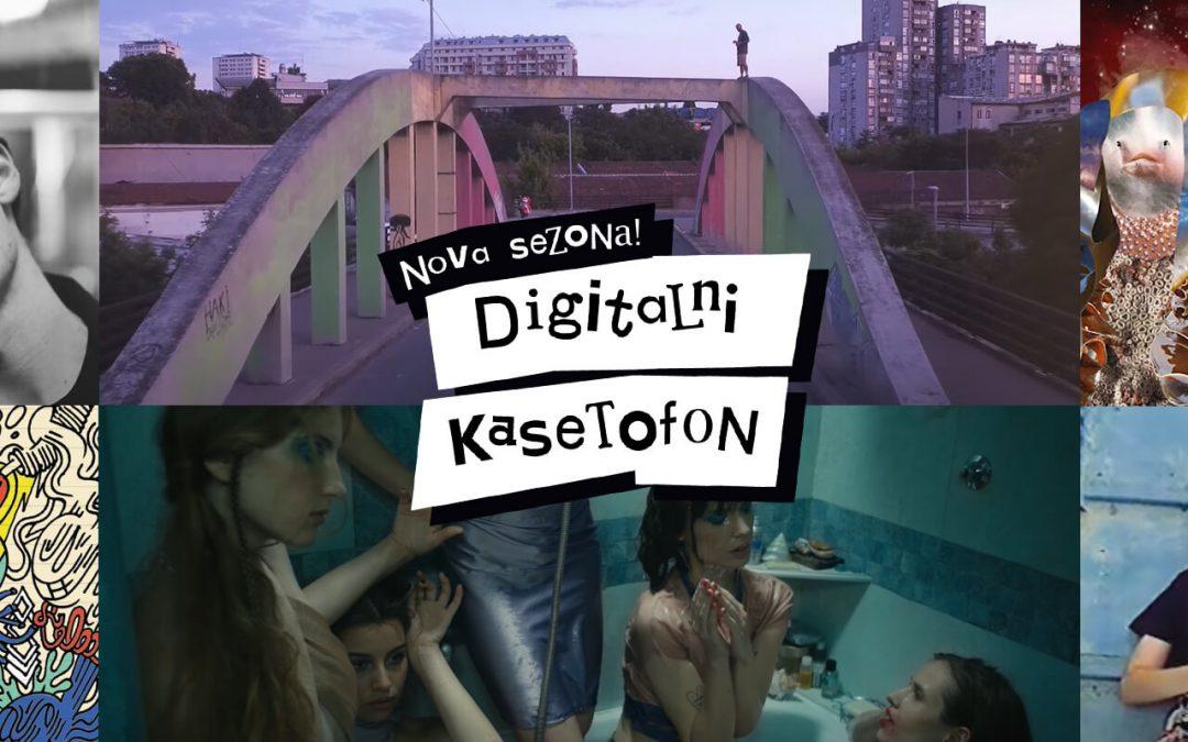 Digitalni kasetofon S04E01: Pregled scene